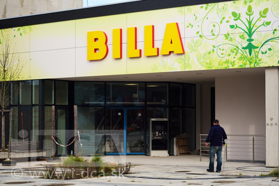 Billa OC Astra